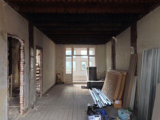 Rozengracht Amsterdam Renovatie project